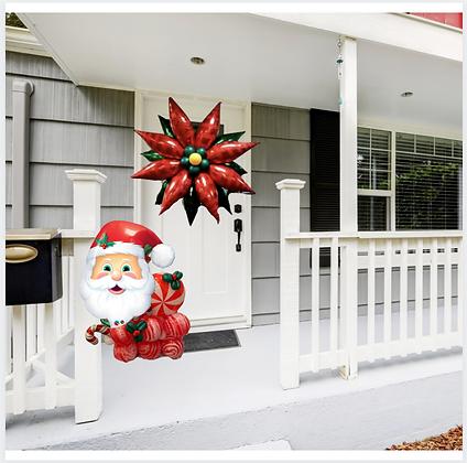 Christmas Door Surprise.