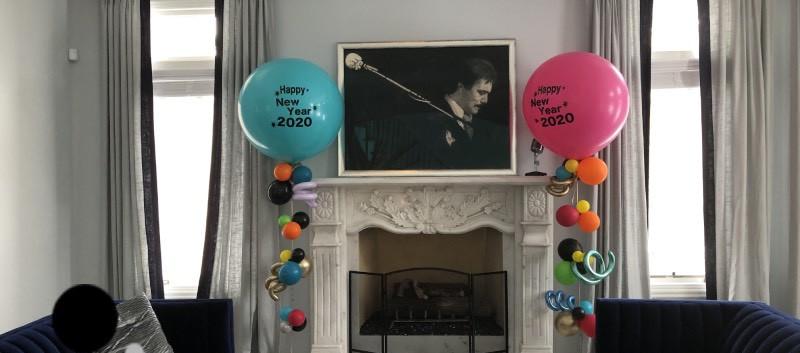Organic 3foot balloons