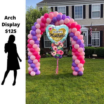 Mother's Day Arch
