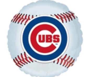 Cubs Baseball18inch
