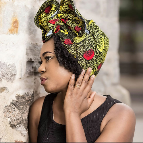 Headwrap flexible