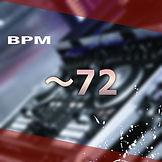BPM ~72を試聴