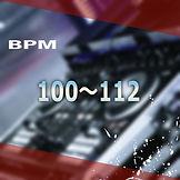 BPM100~112を試聴
