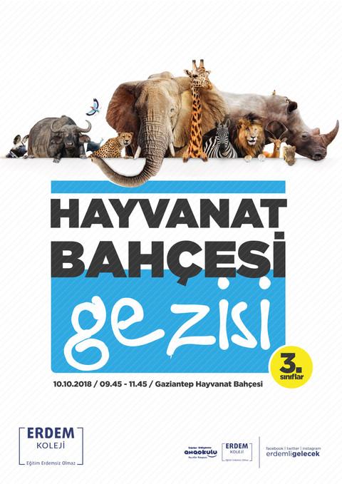Hayvanat Bahçesi Gezisi