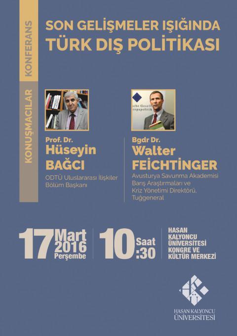 Türk Dış Politikası Konferansı