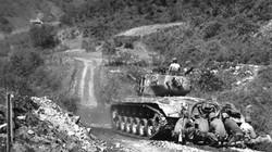 Tibor volunteeres for Korea in 1950