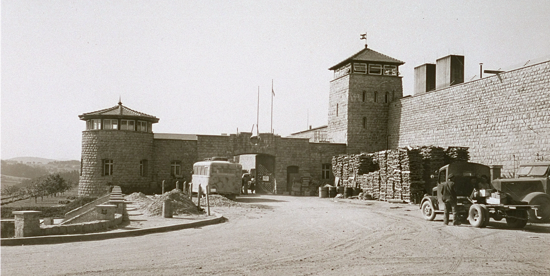 Mauthuasen concentration camp.