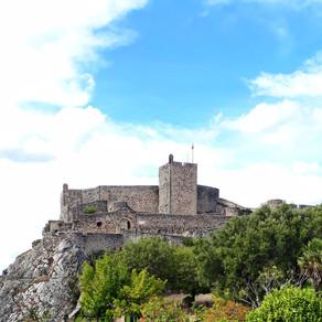 El Castillo de Marvão: Monumento Nacional del medioevo