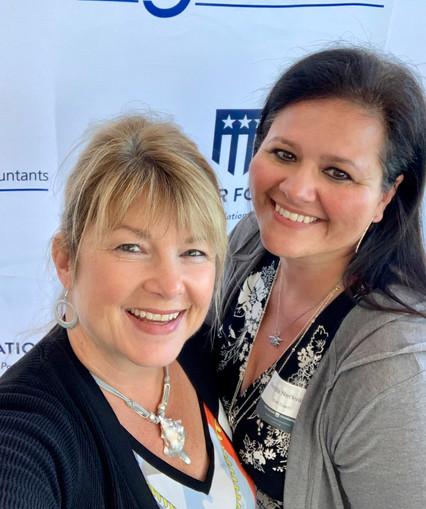 Honor Foundation with Brenda Neckvatel