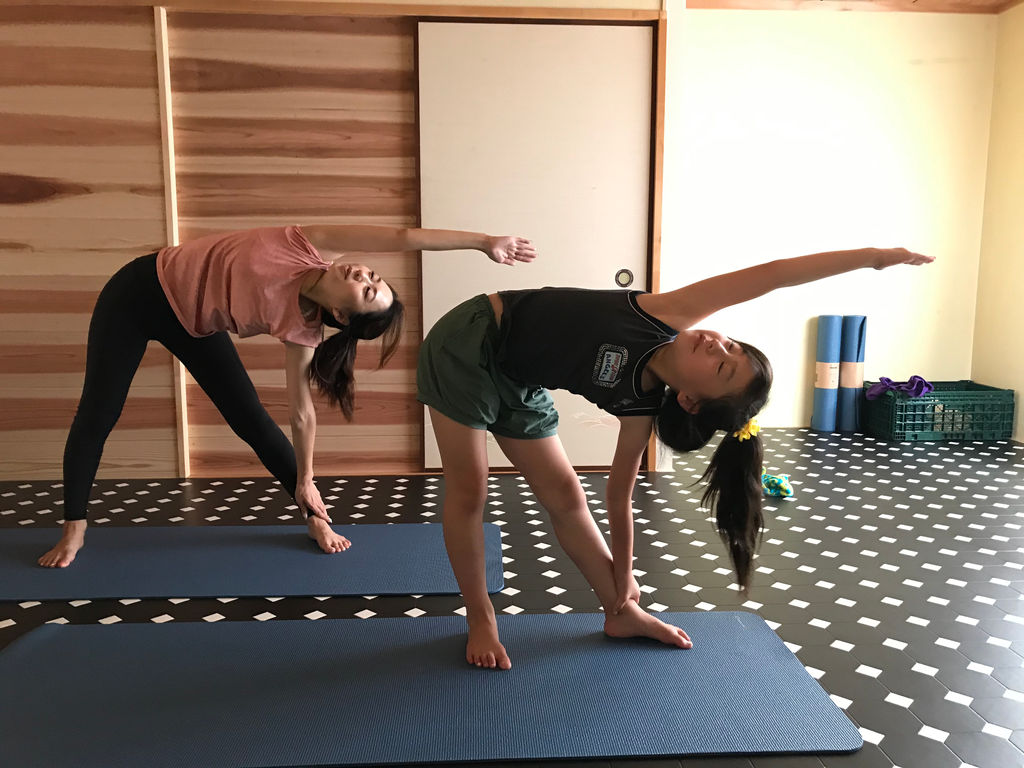 Yoga子 join ur lifeの画像