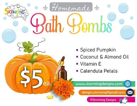 Bath Bombs Limit Edition!