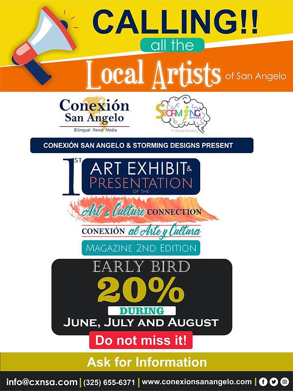 promo calling artist for art exhibit and presentation.jpg