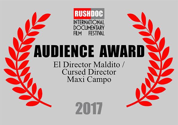 RushDoc Film Festival Winners 2017 Audience