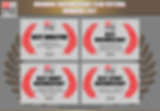RushDoc Film Festival Winners 2017