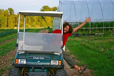 Golfcart fun