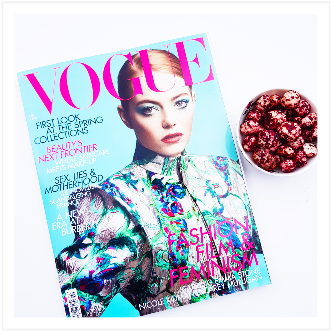 British Vogue Feb 2019