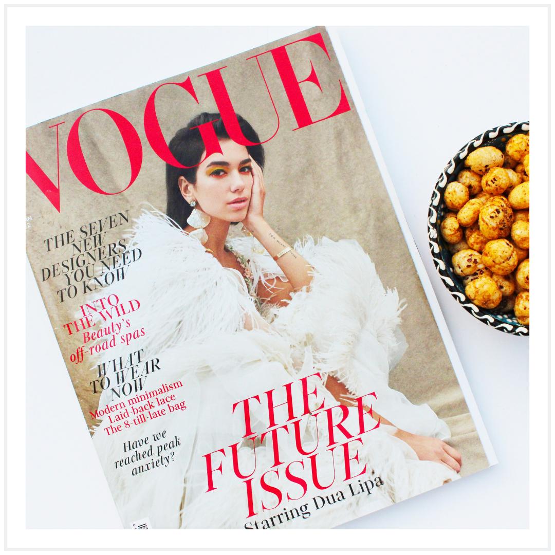 British Vogue Jan 2019