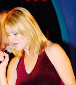 Shauen ann singing Disney