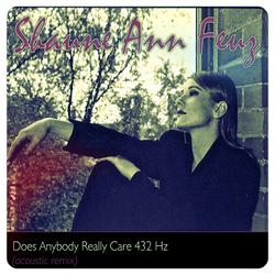 Does Anybody Really Care