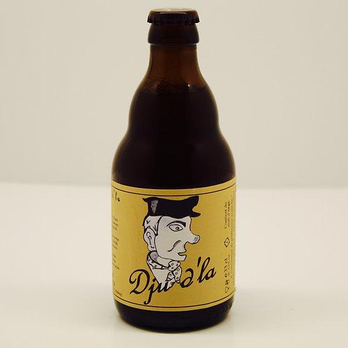La Dju d'la - Bière brune