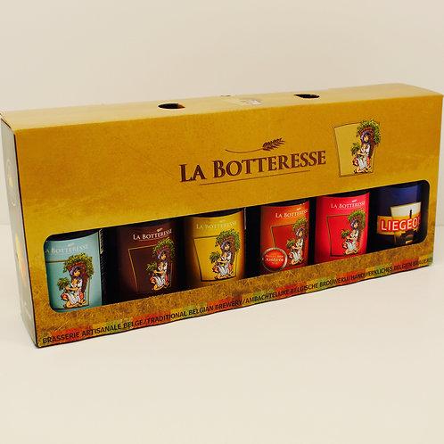 La Botteresse - Coffret cadeau de 6 bières