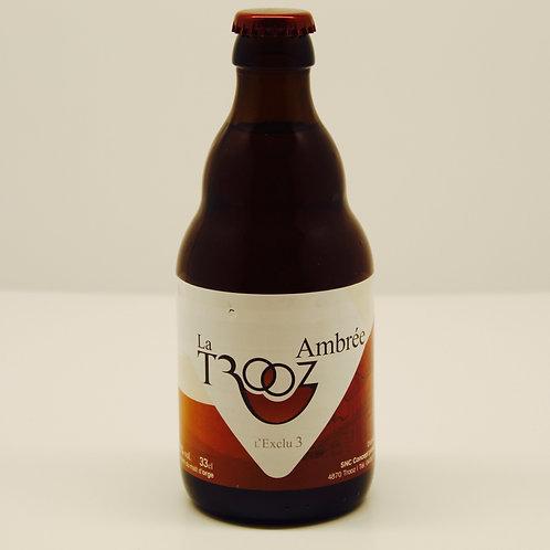 La Trooz Ambrée - Bière ambrée