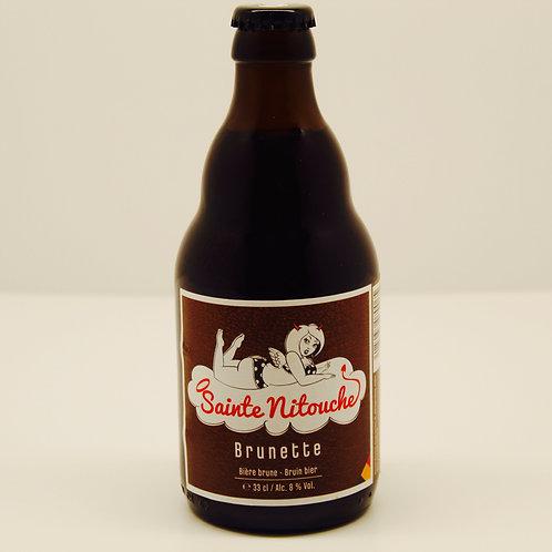 Sainte Nitouche Brunette - Bière brune