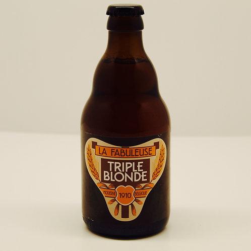La Fabuleuse - Bière triple blonde