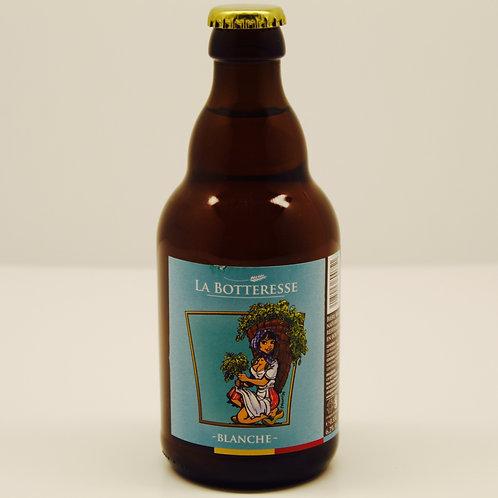 La Botteresse Blanche - Bière blanche