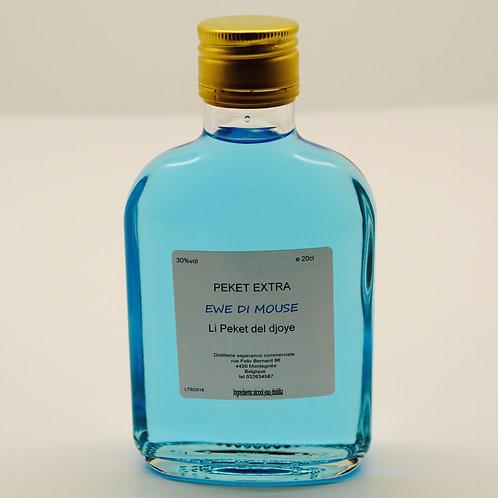 Pékèt Ewe di Mouse - Distillerie L'Espérance Commerciale