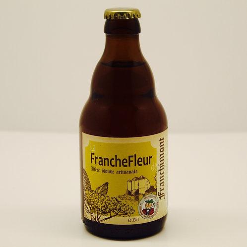 La FrancheFleur - Bière blonde
