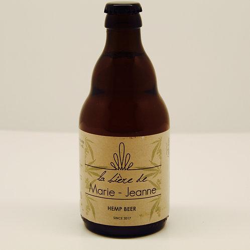 La bière de Marie-Jeanne - Bière ambrée