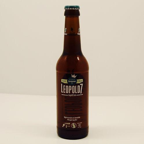 La Léopold 7 - Bière blonde