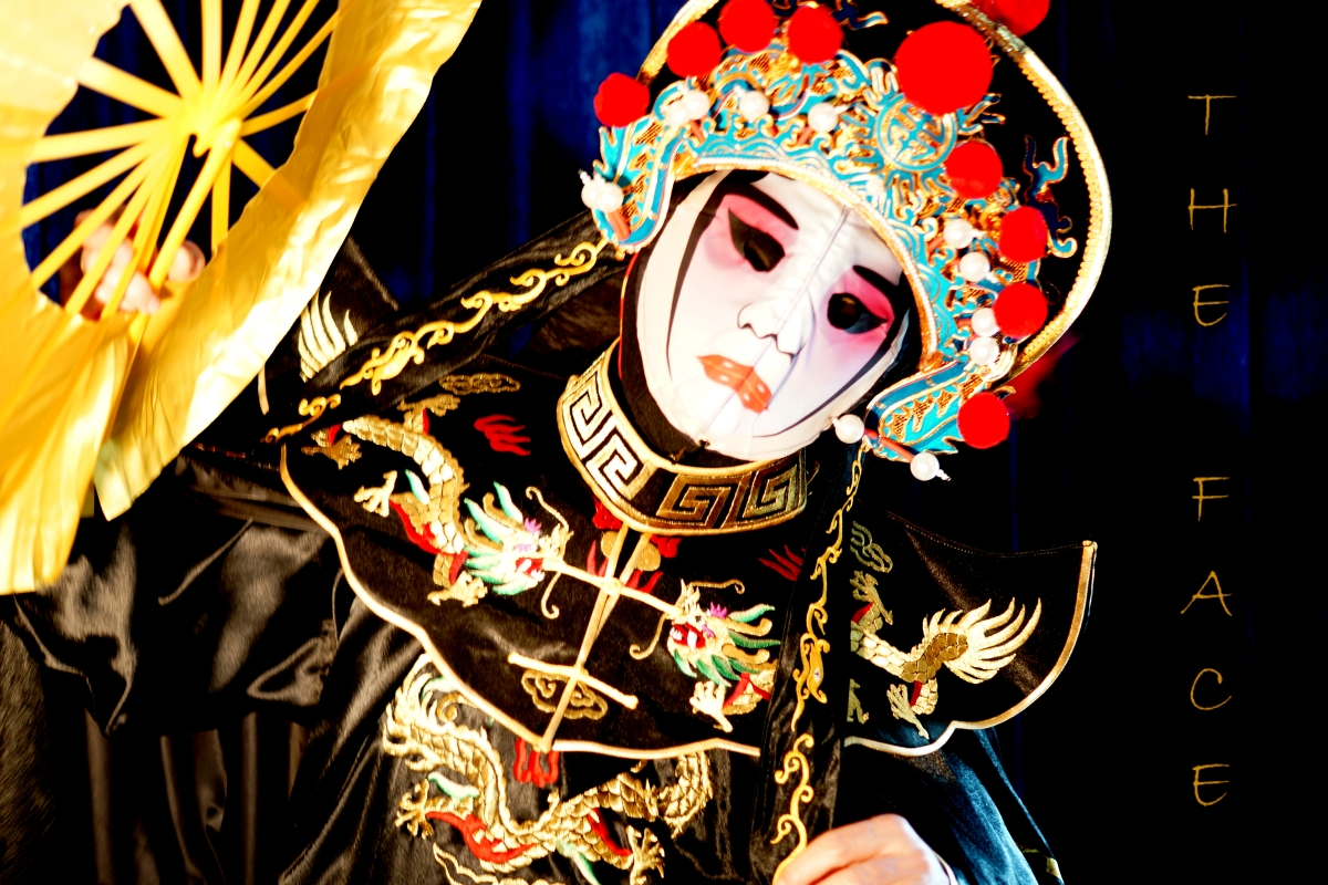 Bian Lian Chinese Mask Change The Face