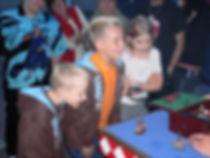 Zauberer und Flohzirkus Tonga Kiel, Flohzirkus Schönberg, Schleswig Holstein, Rottenburg