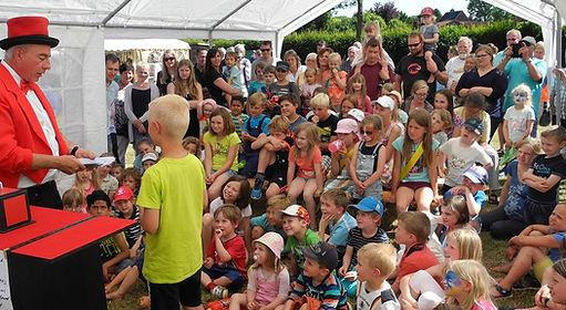 Zauberer Kiel Gemeindefest Köhn