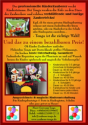 Geburtstagszauberer Kiel, Zauberer Kiel, Kinderzauberer Kiel, Flohzirkus Kiel, Flohzirkus Schleswig Holstein
