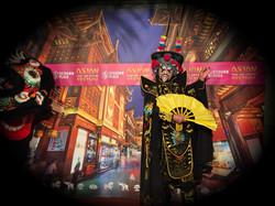 The Face Bian Lian Chinese Mask Change 1