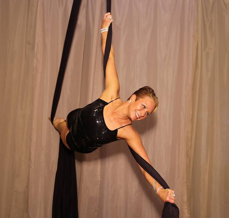 Flying Angel - Pittsburgh Circus