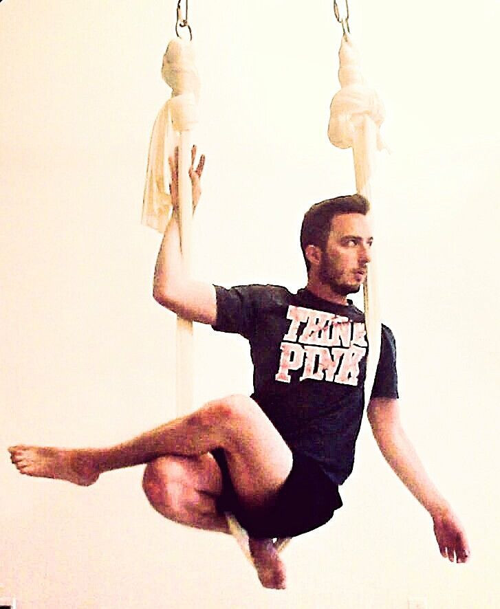 Will Brani Aerial Yoga Teacher