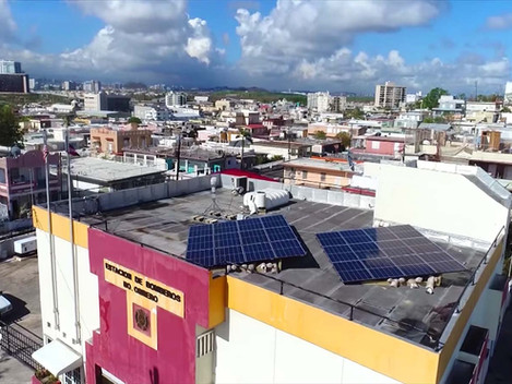 Puerto Rico recovers from Maria with smart solar