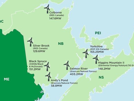 A 4B Renewable Energy Project for New Brunswick is on the Horizon (continued)