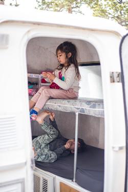 kids love the bunks