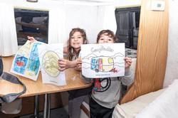 Camp Boulder coloring!