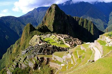 Les vallées verdoyantes des Incas
