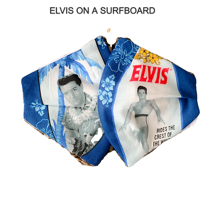 Face Mask : Elvis Collection