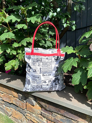 Tote bag - A Word from Debbie
