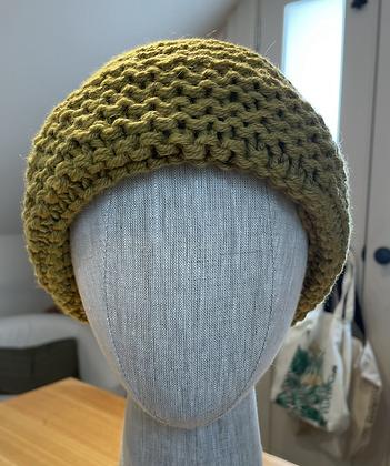 Beanies - Handknitted, 100% wool