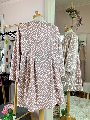 Twiggy coat : Pink Spots