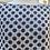 Thumbnail: Puff Top Long : grey polka dot